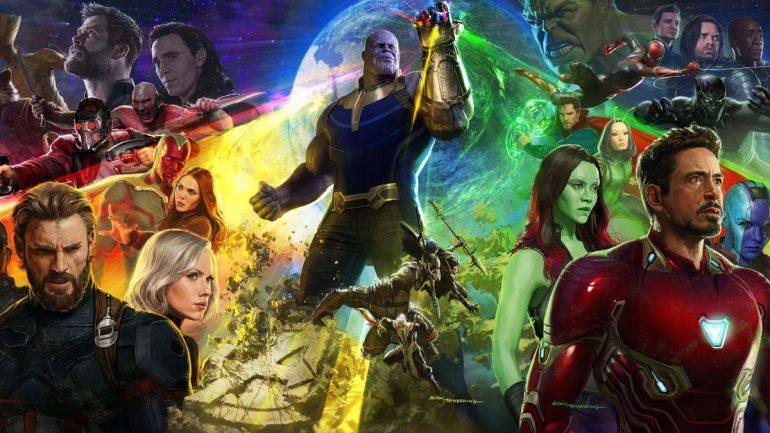 Kevin Feige Marvel Cinematic Universe MCU