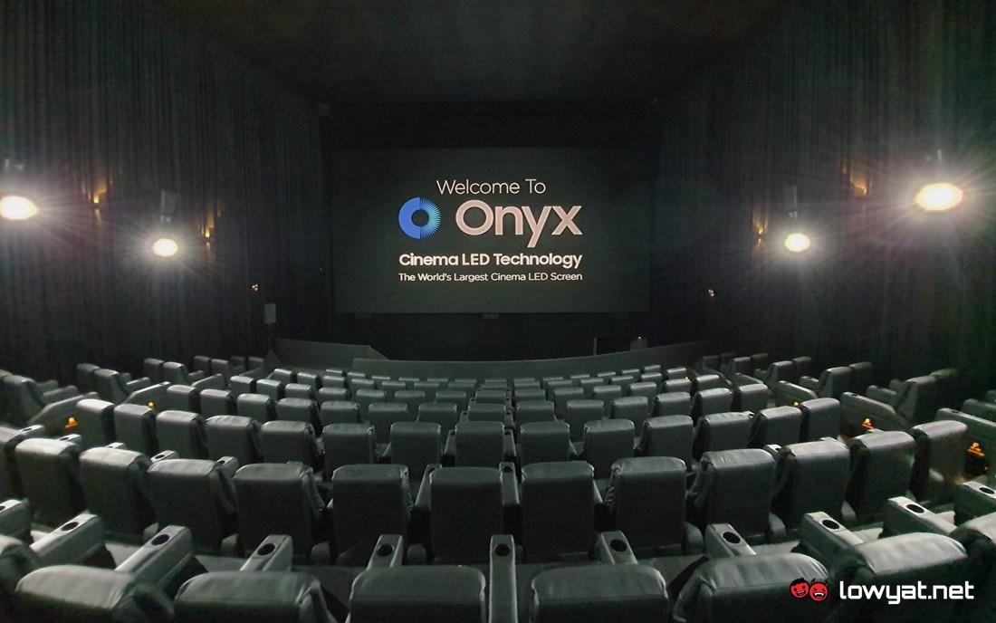 Tgv Unveils The World S Largest Samsung Onyx Cinema Led Screen In Shah Alam Lowyat Net