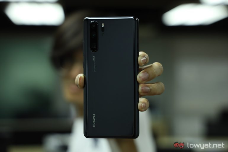 Huawei about to release P30 Pro 'New Edition' with Google Play?