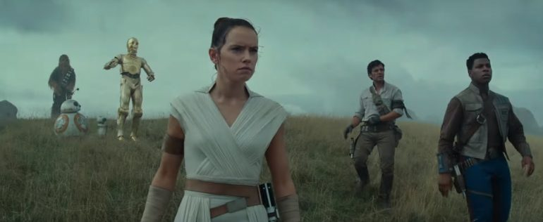 Star Wars: The Rise of Skywalker Daisy Ridley