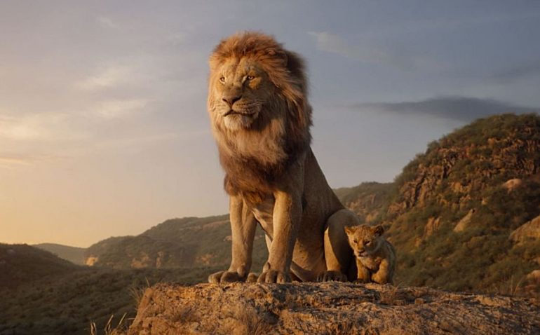 The Lion King Jon Favreau