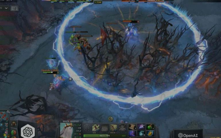 OpenAI Five Defeat Human Teams In 5v5 Dota 2 Games