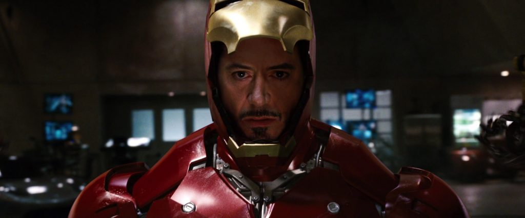 Iron Man Robert Downey Jr Avengers