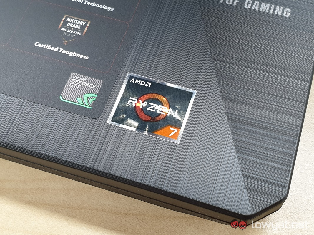 ASUS TUF Gaming FX505D Lands In Malaysia