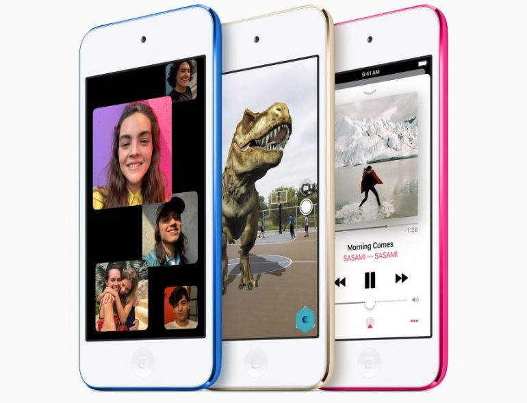 Apple refreshes iPod Touch: What's new and different