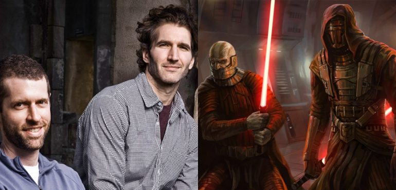 Star Wars Benioff and Weiss