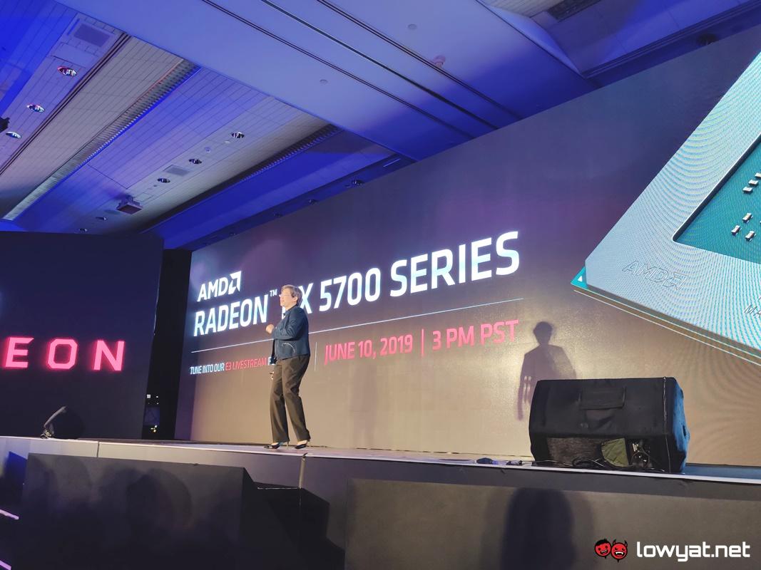 AMD Navi GPU Now Officially The Radeon RX 5700 Series