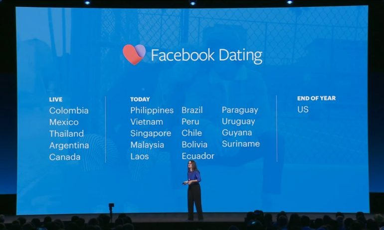 Facebook dating feature singapore