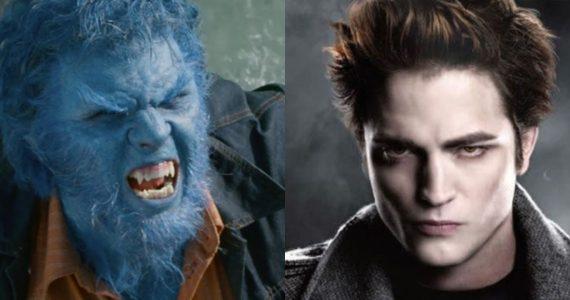 The Batman Robert Pattinson Nicholas Hoult