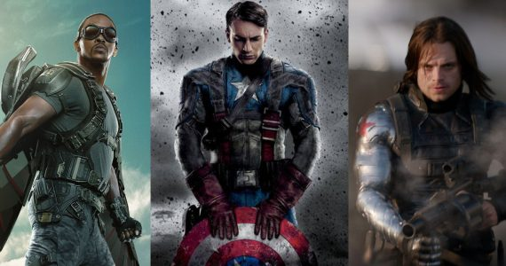 Captain America Endgame Anthony Mackie