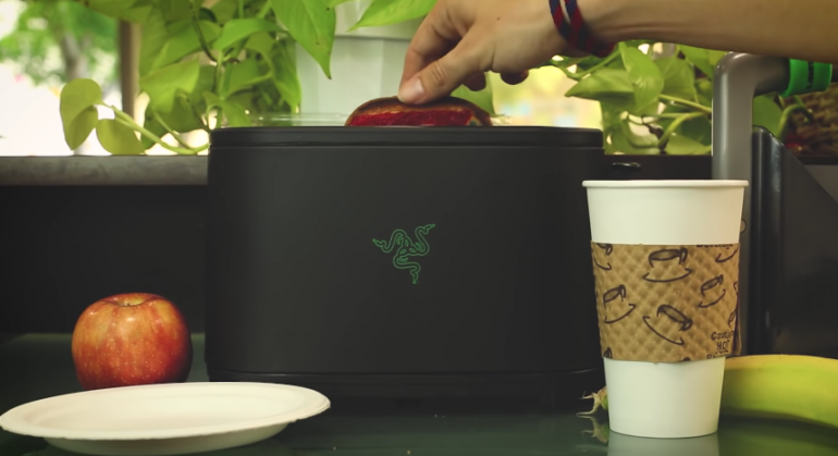 You cant believe it Razer is literally working on a Toaster