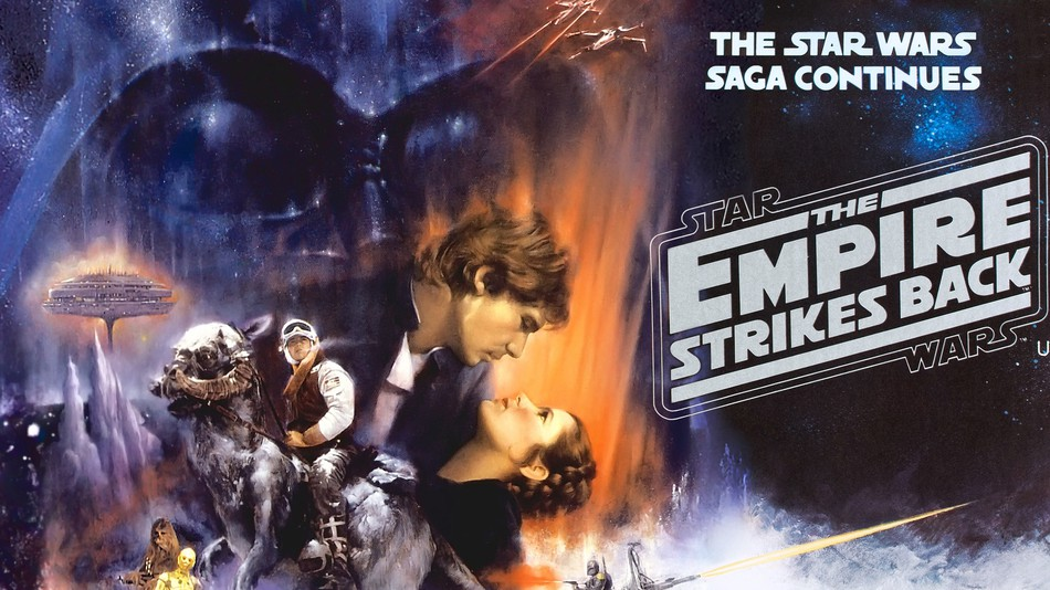 Star Wars: Episode V -- The Empire Strikes Back