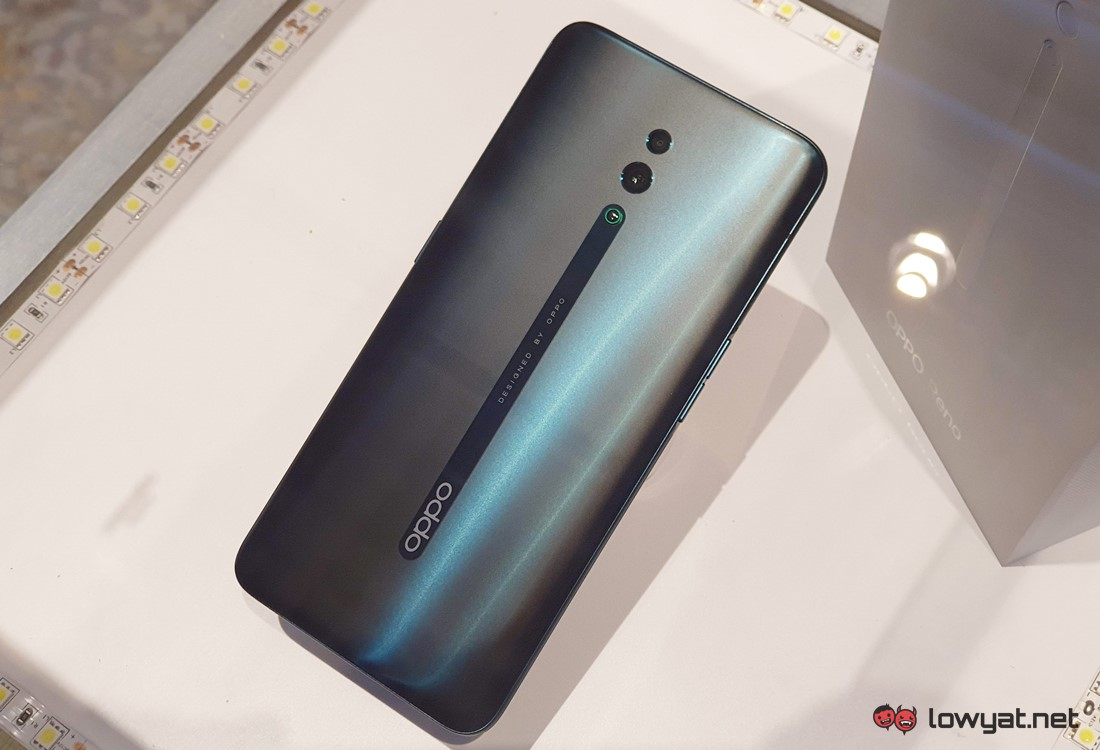 OPPO A83 Only Supports Face Unlock For Biometric Security | Lowyat NET