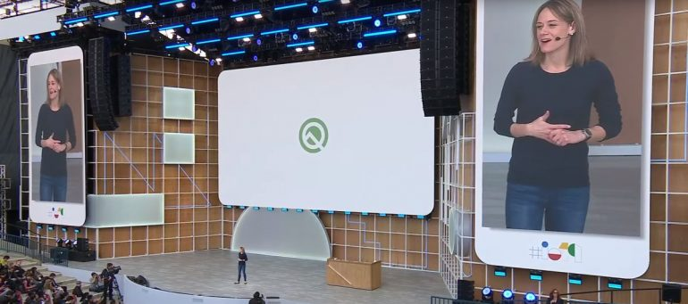 Android Q Beta 3 Advertised with Dark Theme, New Features Revealed, and More From I / O 2019