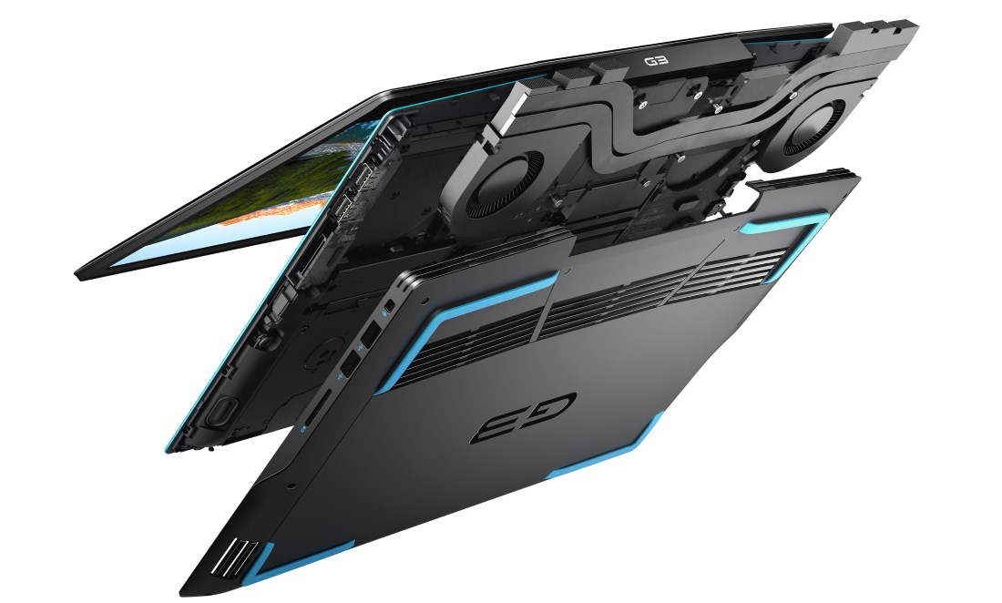 Dell G3 15 Gaming Laptop Receives New Design and Hardware
