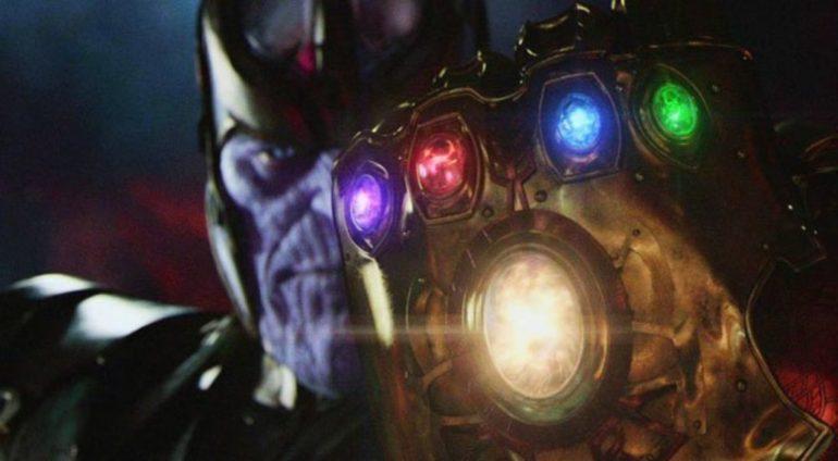Endgame Infinity Stones