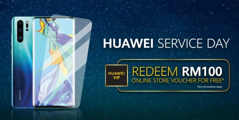 Huawei Service Day Commences From Today Until 1 June 2019 | Lowyat NET
