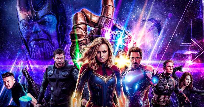 Avengers: Endgame Avatar