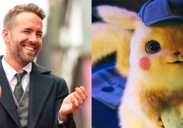 Pokemon Detective Pikachu Ryan Reynolds
