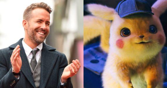 Pokemon Detective Pikachu Ryan Reynolds