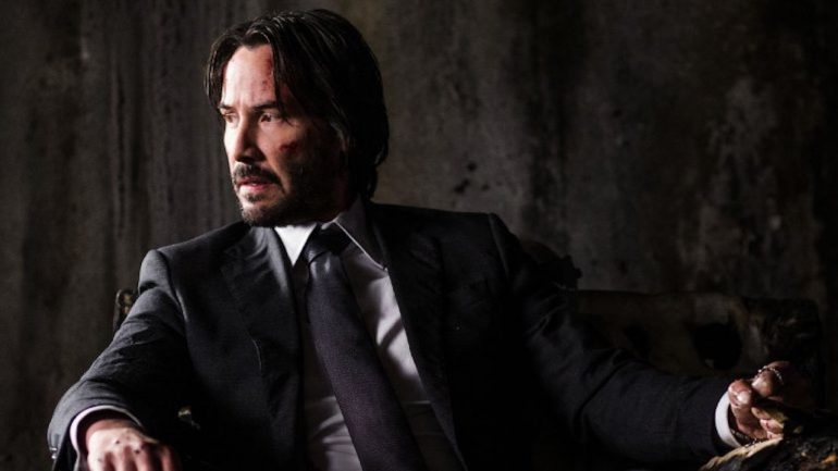 John Wick: Chapter 3 Keanu Reeves
