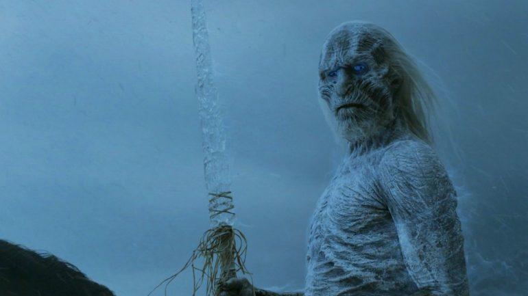 White Walker Game of Thrones