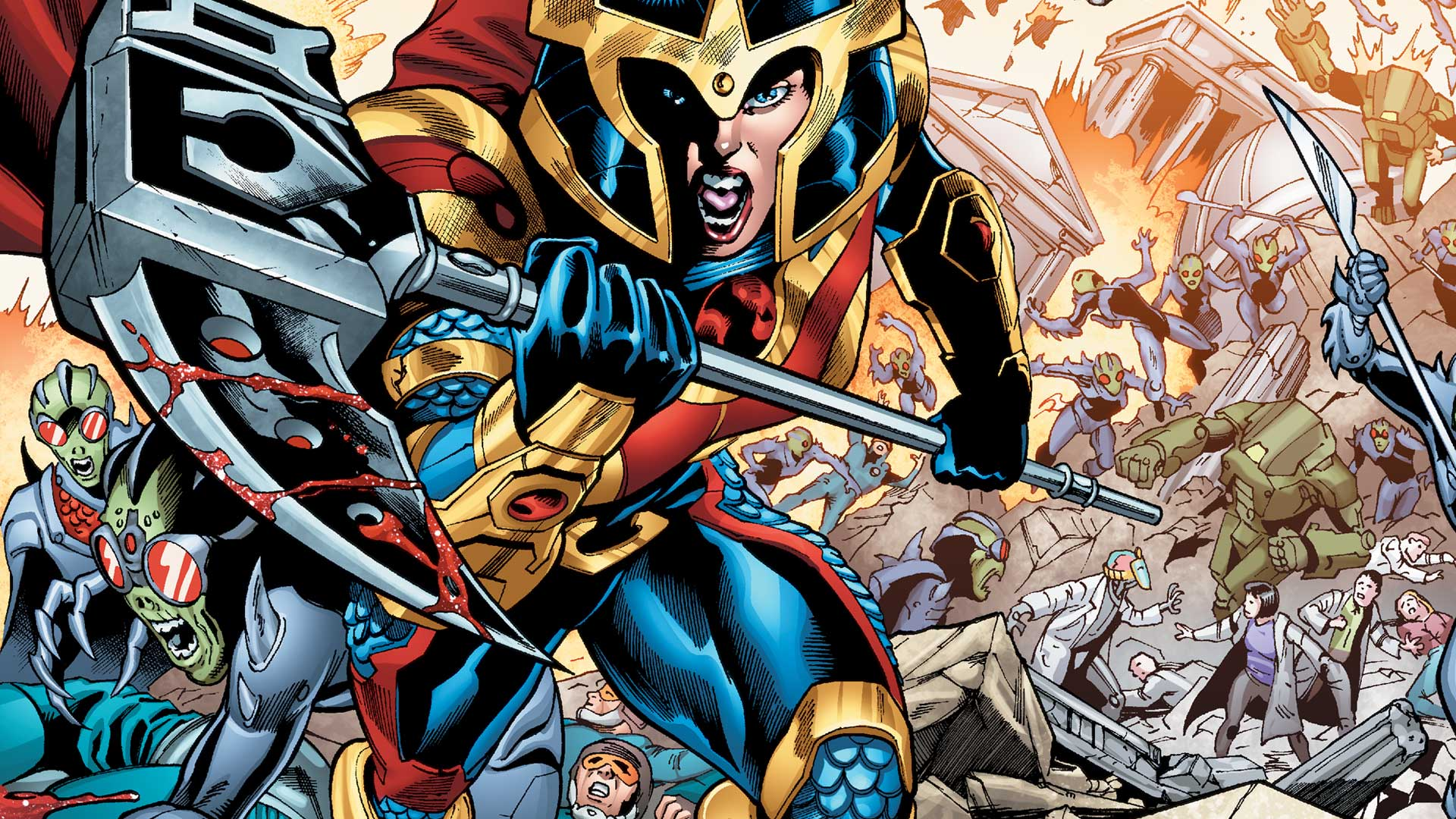 Tom King reportedly co-writing New Gods script with Ava DuVernay UPDATED