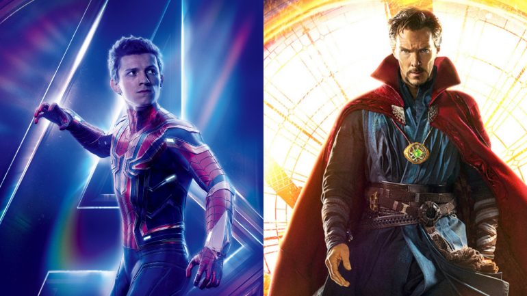 Tom Holland wants a Spider-Man and Doctor Strange team up movie