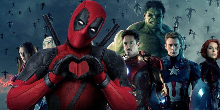 Deadpool - Marvel Cinematic Universe