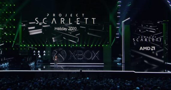 Xbox Project Scarlett release window