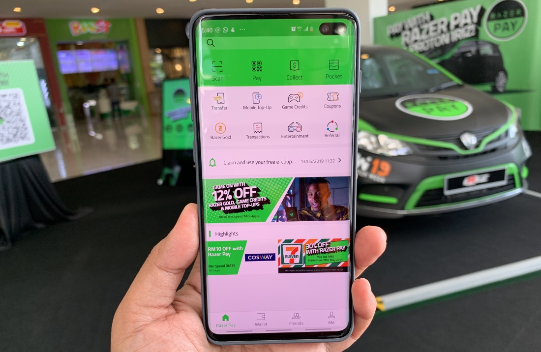 Razer Pay To Offer Virtual Visa Prepaid Card Soon | Lowyat NET