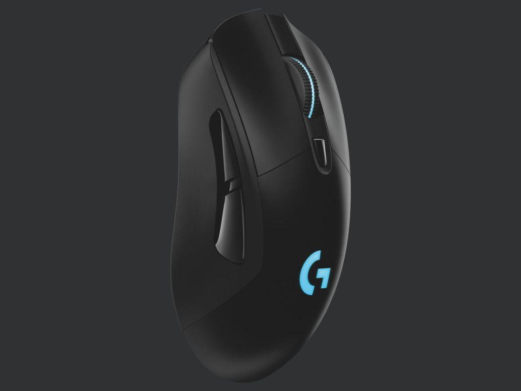 Logitech G Updates Three Gaming Mice With HERO 16K Sensor