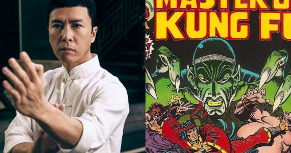 Donnie Yen Shang-Chi MCU