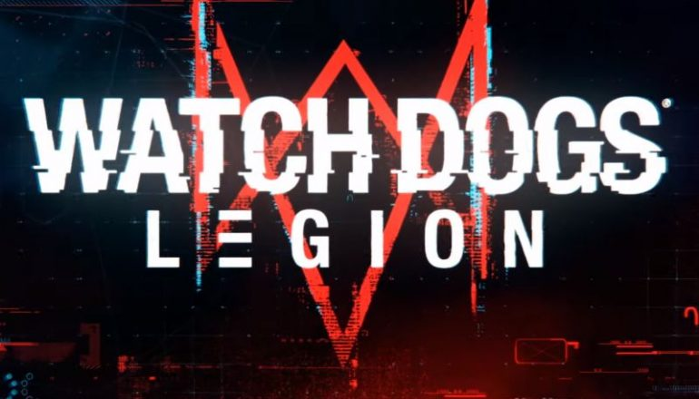 Watch Dogs Legion Release Date Announced