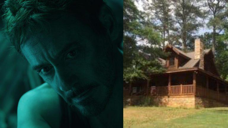 Avengers Endgame Tony Stark Cabin