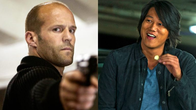Dwayne Johnson & Jason Statham Team Up In Action-Packed 'Hobbs & Shaw' Trailer