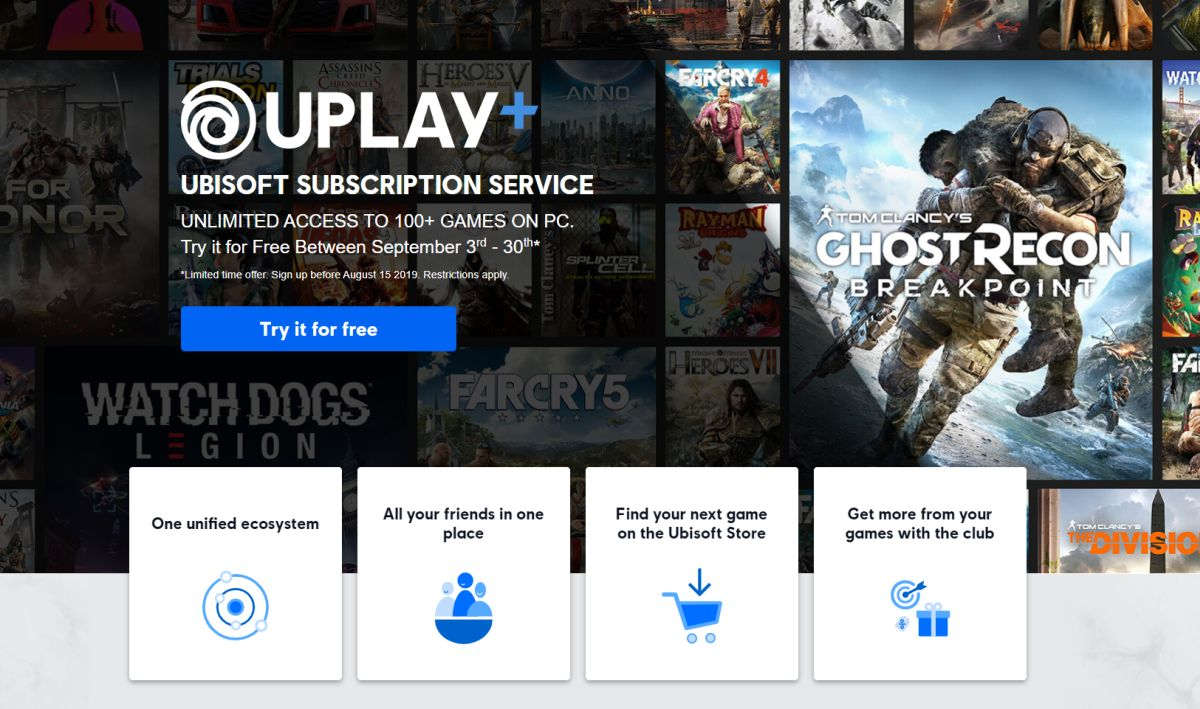The Division 2 Will Be On The Epic Games Store Instead Of Steam