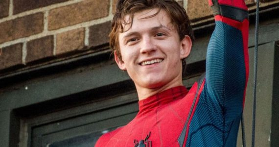Tom Holland Spider-Man: Far From Home Kevin Feige MCU Tom Holland