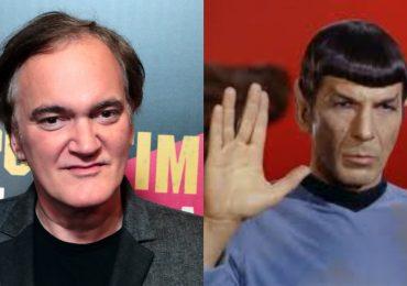 Quentin Tarantino Star Trek R-rated