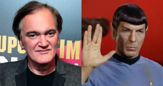 Quentin Tarantino Star Trek R-rated