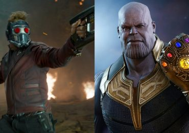 Thanos Marvel Cinematic Universe Star-Lord