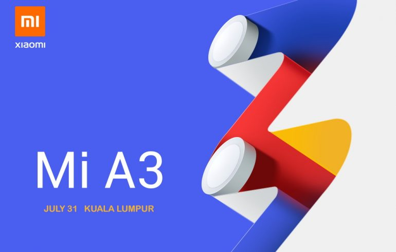Xiaomi Mi A3 To Launch In Malaysia On 31 July