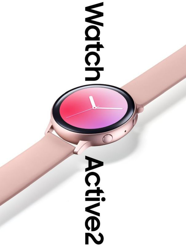 Upcoming Samsung Galaxy Watch Active 2 To Come With ECG Reader