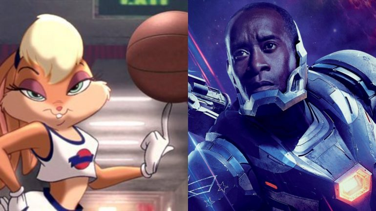 Space Jam 2 Don Cheadle