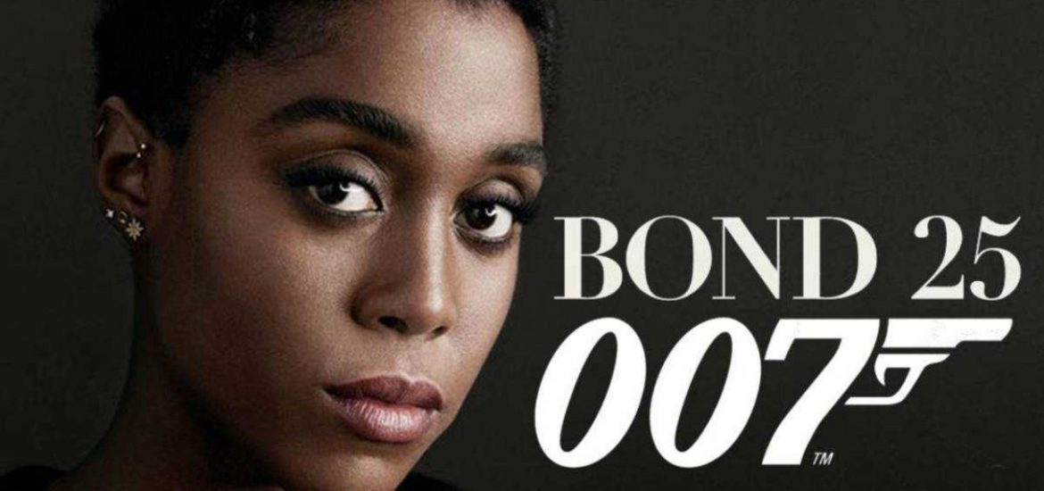 Lashana Lynch James Bond 007