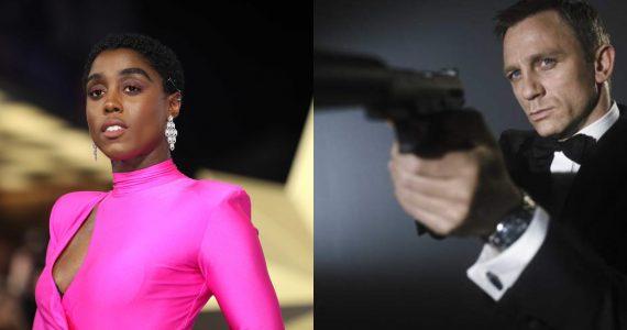 James Bond Lashana Lynch
