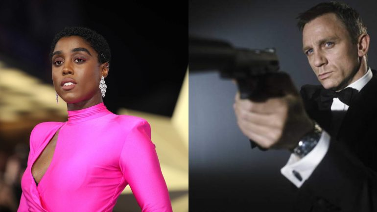 James Bond Lashana Lynch
