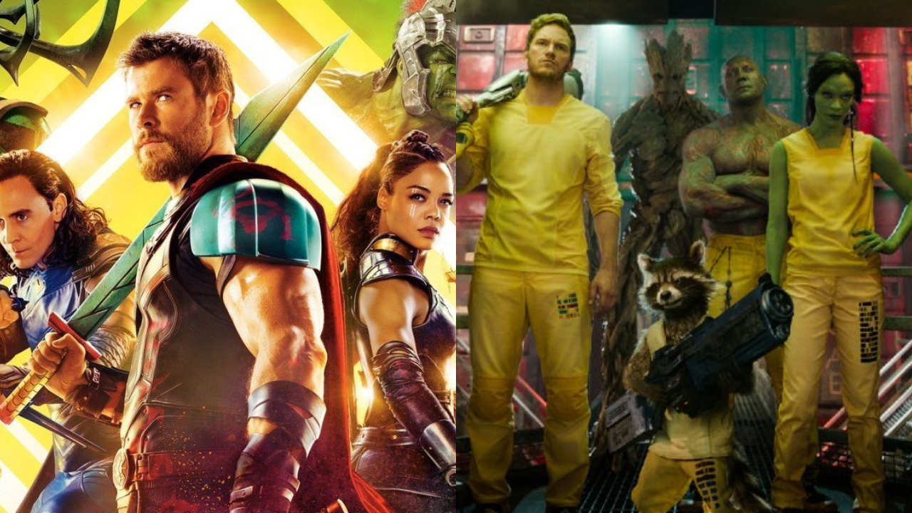 Thor 4 and Guardians In Marvel Timeline