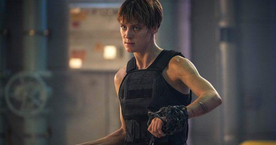 Terminator: Dark Fate James Cameron
