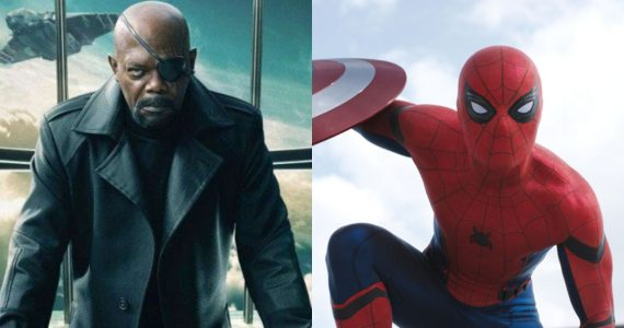 Far From Home Nick Fury